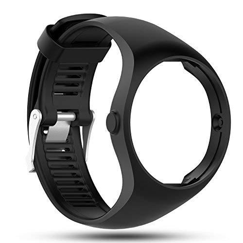 iFeeker Für Polar Sportuhr M200 Uhrenarmband Armband Zubehör Soft Silikon Ersatz Uhrenarmband Armband Sport Armband für Polar M200 GPS Laufuhr