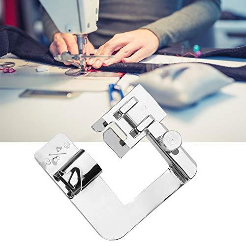 9-delige multifunctionele elektrische naaimachine-accessoires, geweven naaivoet, gebreide roll-naaivoetenset, borduurnaaivoet, legering + PVC, lichtgewicht, compact formaat