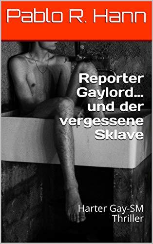 Reporter Gaylord…  und der vergessene Sklave: Harter Gay-SM Thriller
