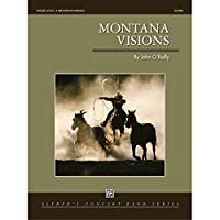 Alfred 00-33864 Montana Visions - Music Book