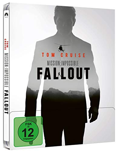 Mission: Impossible 6 - Fallout Blu-ray Limited Steelbook