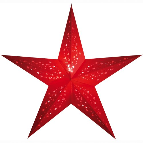 Starlightz® Leuchtstern Mia red