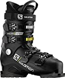 Salomon X Access X70 Wide Mens Ski Boots Black/Acid Green Sz 12/12.5 (30/30.5)