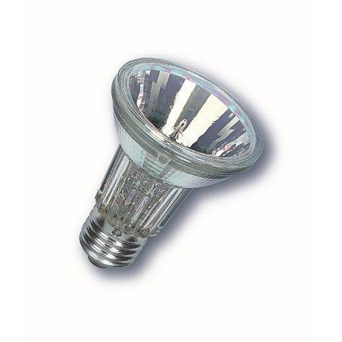 RADIUM Ralogen® PAR 20 Reflektorlampe, klar, mit Alu beschichteten Reflektor, Sockel E27 50 Watt / 10° EEK: D