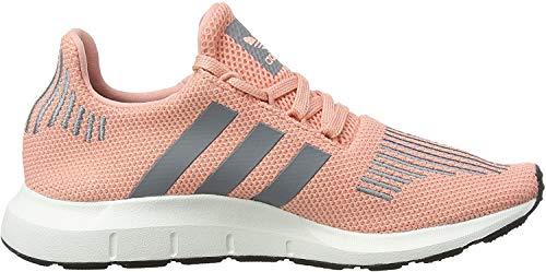 adidas Swift Run W, Zapatillas de Deporte para Mujer, Rosa (Rostra/Gritre/Balcri), 38 EU