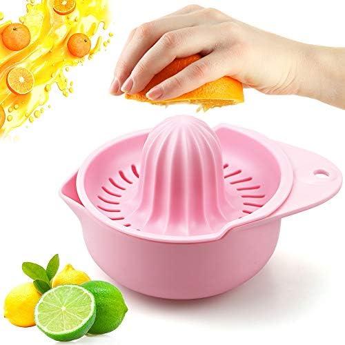 Lemon juicer Manual Juicers Lemon Citrus Orange Hand Squeezer Rotation Press Fruit Juicer Lime product image