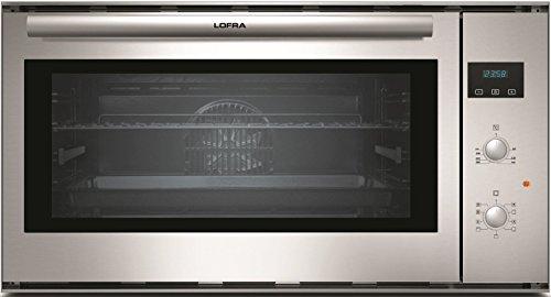 Lofra Lofra FYS 99 Einbau Backofen 90cm Autark/Italienischen Luxus Herstellers Lofra / 90L/ 9 Funktionen mit Heißluft Touch Control Timer/Einbaubackofen/