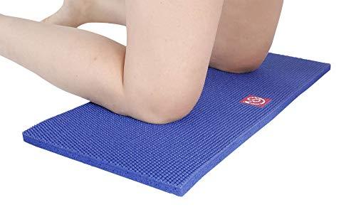 SHANTI NATION - Knee Pad - Beschermmat voor knieën en elleboog - voor yoga, sport en vrije tijd - 1,5 cm dik - beschermt tegen pijnlijke drukplekken - comfortabele demping
