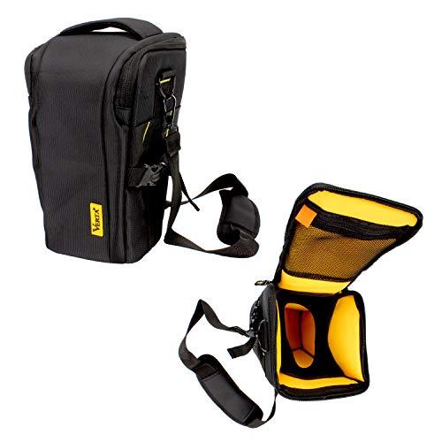 Top-Load Holster Camera Bag Large Medium Size DSLR SLR Zoom Lens Shoulder Waist