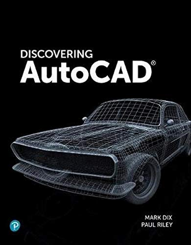 Compare Textbook Prices for Discovering AutoCAD 2020 1 Edition ISBN 9780135576168 by Dix, Mark,Riley, Paul