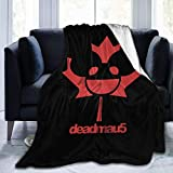 GTGTH Coperta di Lana Deadmau5 Ultra-Soft Micro Fleece Blanket for Couch Or Bed Warm Throw Blanket for Adults Or Kids