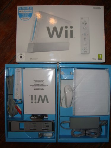 Console Wii Sports Pak