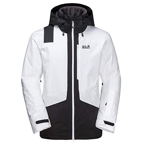 Jack Wolfskin Herren Big White Jacke, black, XL, 1111741