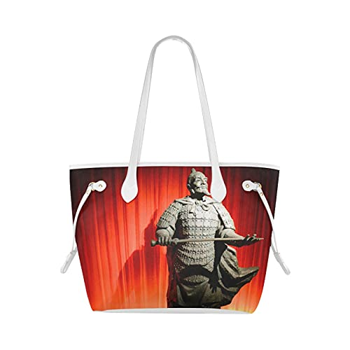 Weekend Tote Bag Il Patrimonio Di Tutto Il Mondo Di Terracotta Carry On Tote Bag Tote Bag Large Capacity Water Resistant with Durable Handle -  MBVFD, ToteBag-8604-20210416