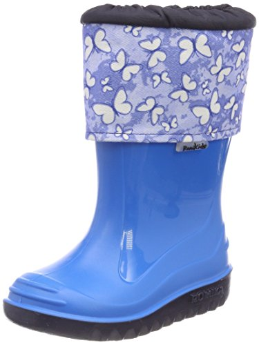 Romika Unisex-Kinder Butty Gummistiefel, Blau (Royal-Kombi), 22 EU