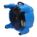 MOUNTO AM30DF 1/4hp 3000cfm Axial Fan Down Draft Fan for Drying and Cooling