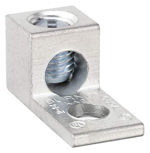 Mechanical Conn,Lug,2//0 to 14 AWG,1 Cond ADR21