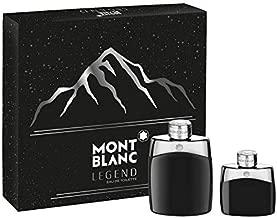 MONTBLANC Montblanc Legend Eau de Toilette 2 Piece Set, 4.3 fl. oz.
