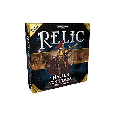 Relic: Hallen von Terra Erweiterung • DEUTSCH