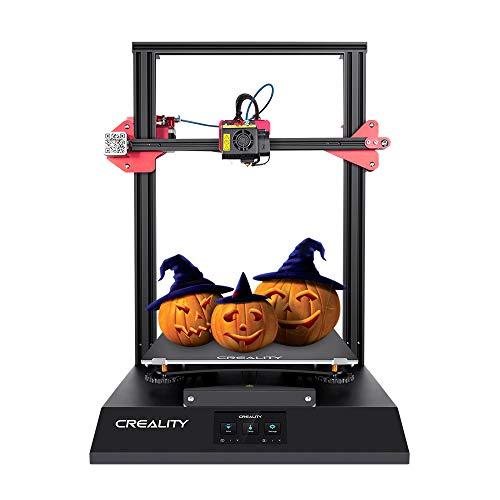 Stampante 3D Creality CR-10S Pro V2 con sensore di livellamento automatico BL Touch, scheda madre silenziosa, alimentatore Meanwell 300x300x400mm