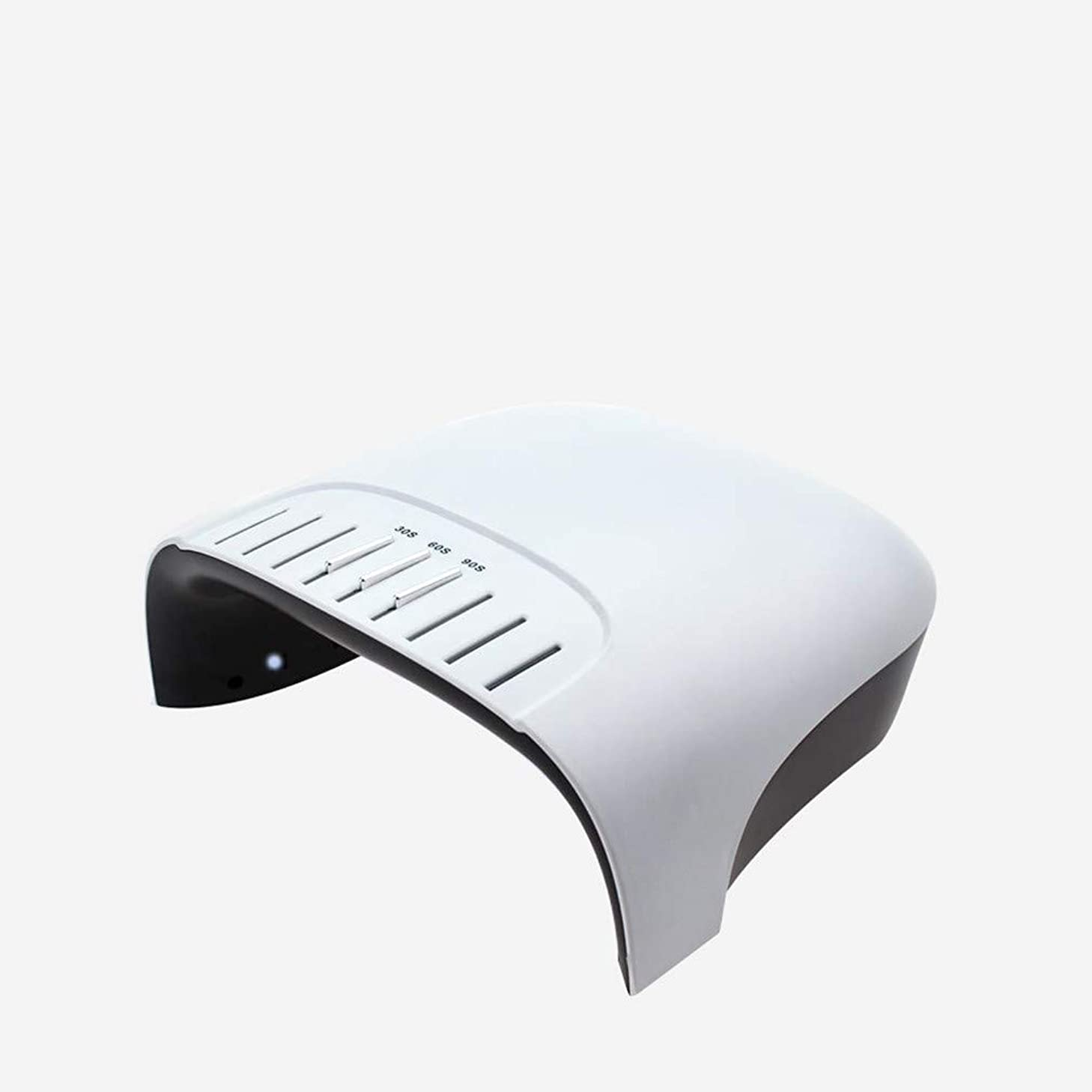 素朴な乗算シットコムスマートホワイトUV/LEDネイルライト、速乾性ネイルドライヤー、ネイルジェル硬化ライト、赤外線センサー、取り外し可能な磁性プレート(2019 New)