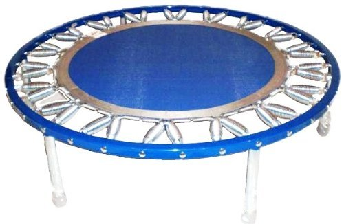 Needak Rebounder - R20 Non-Folding Soft Bounce Platinum Blue Edition
