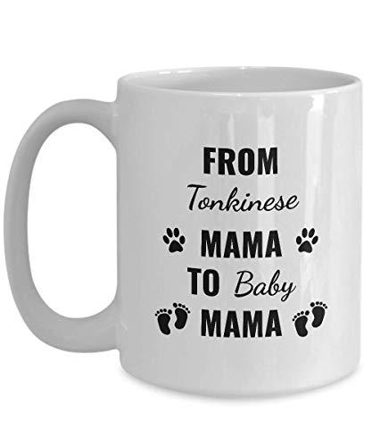 N\A OJOS Azules Geschenk Kaffeetasse - Von Ojos Azules Mama bis Baby Mama