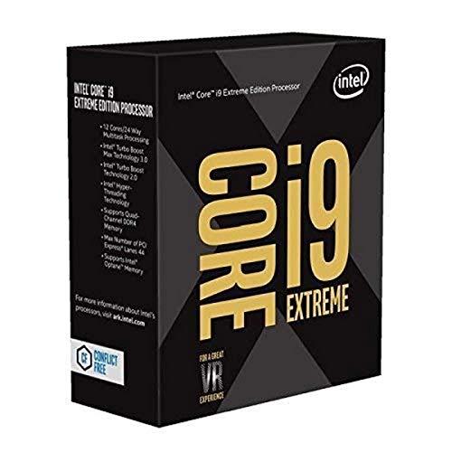 Intel BX80673I97980X Prozessor grau
