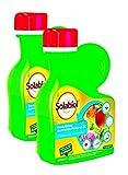 Solabiol Pack de 2 Natria Insecticida Acaricida, 250 Ml