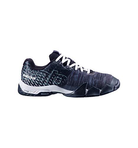 Babolat Chaussures Padel Femme Movea Noir/Blanc PE...