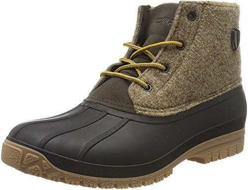 CMP Damen Bellatrix Felt Chukka Boots, Braun (Toffee Mel. Q835), 39 EU