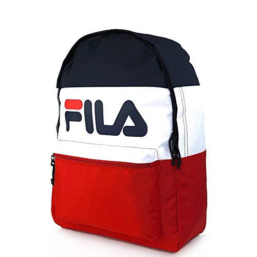 FILA Ardam Backpack- Peacoat/White/Red LA038755-410
