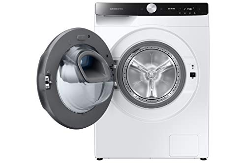 Samsung Elettrodomestici WW90T986ASE Lavatrice 9 kg QuickDrive, Ai Control, 1600 Giri, Bianco