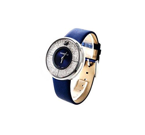 Swarovski–Zeigt Crystalline Watch 1184026Dunkelblau