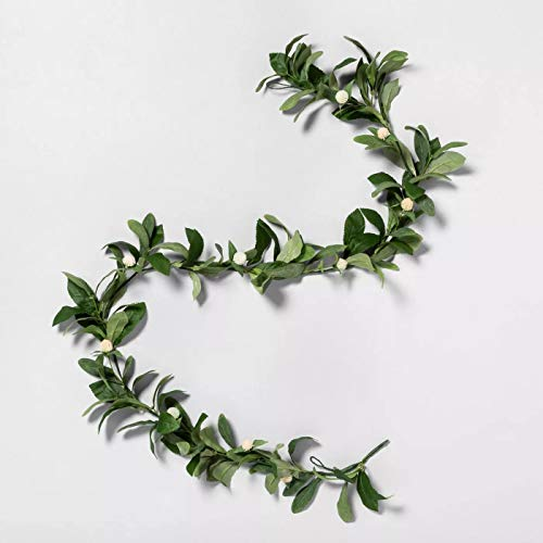 Hearth & Hand with Magnolia 72' Faux Thistle Globe Garland