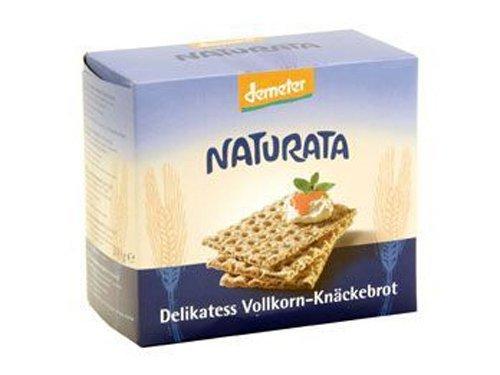 Naturata Bio Delikatess Vollkorn-Knäckebrot (6 x 250 gr)