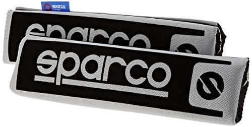 Sparco SPC Gurtpolster Set schwarz