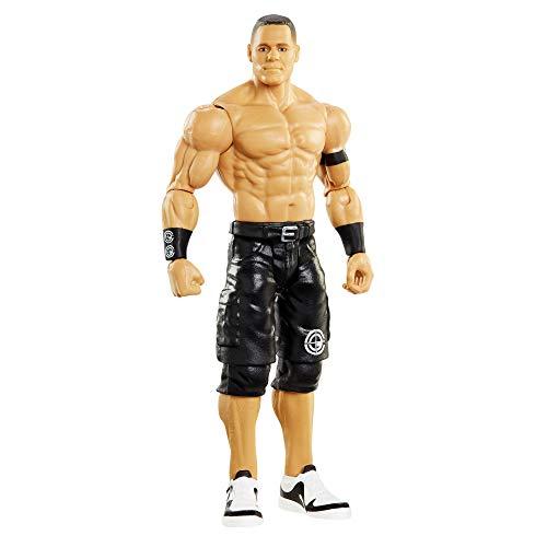 WWE GTG30 - WWE Basis-Actionfiguren, John Cena, ca. 15cm, zum Sammeln, ab 6 Jahren