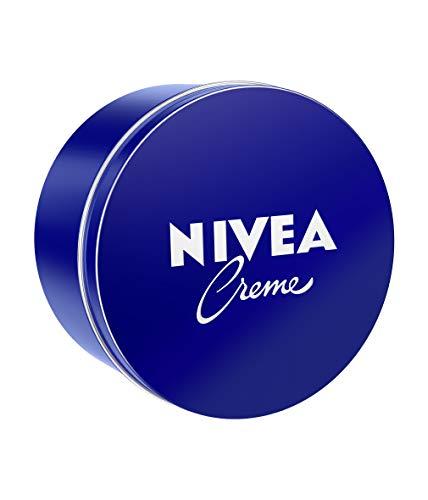 NIVEA Creme Dose Universalpflege (400 ml), klassische Feuchtigkeitscreme für alle Hauttypen, reichhaltige Hautcreme mit pflegendem Eucerit