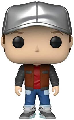 Funko Pop Movies Back to The Future Marty in Future Outfit product image