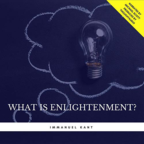 What Is Enlightenment? cover art