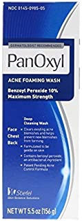 acne wash by PanOxyl