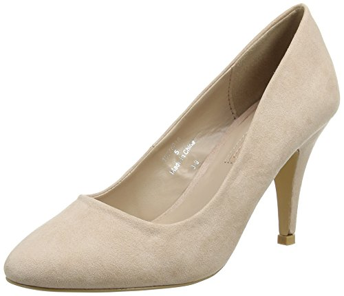 Dorothy Perkins Claudia, Escarpins femme, Rose (Blush), 41 (Taille fabricant: 7)