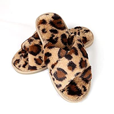 Amazon Promo Code for Womens Cross Band Slippers Soft Plush Furry Cozy 25092021121349