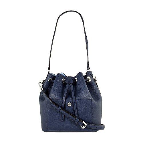Michael Kors Greenwich Ladies Medium Leather Bucket Bag 35T6SGRM2T