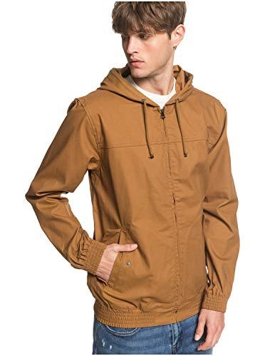 Quiksilver Brooks Unlined - Hooded Canvas Jacket - Männer