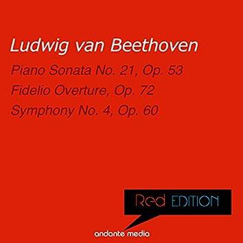 Red Edition - Beethoven: Piano Sonata No. 21, Op. 53 & Symphony No. 4, Op. 60