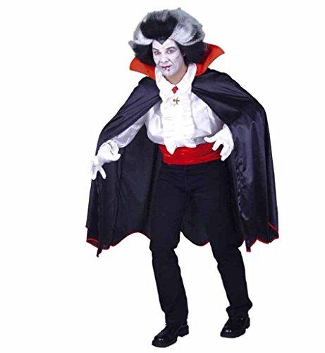 Gurimotex Fasching Karneval Kostüm Vampir-Umhang, Halloween Dracula: Größe: XL