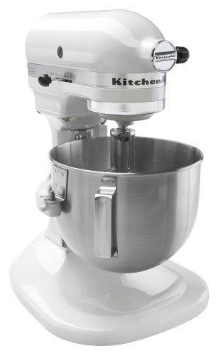 Best Price KitchenAid K4SSWH 4 -1/2 Quart Bowl Lift Stand ...