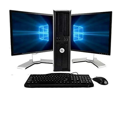 Dell OptiPlex Computer Package Dual Core 3.0,New 8GB RAM, 250GB HDD, Windows...